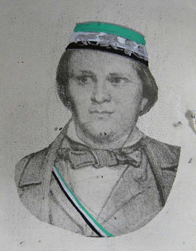 Stauffenberg Franz August Freiherr von