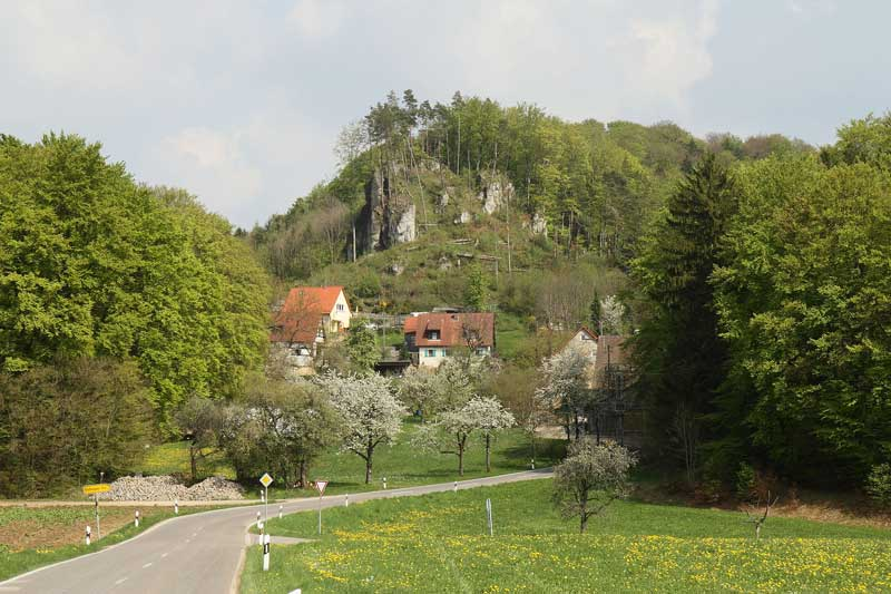Strahlenfels