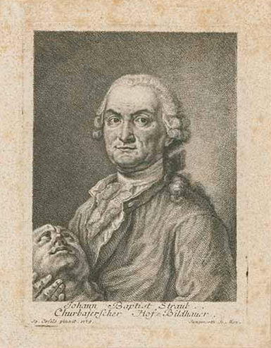 Straub Johann Baptist