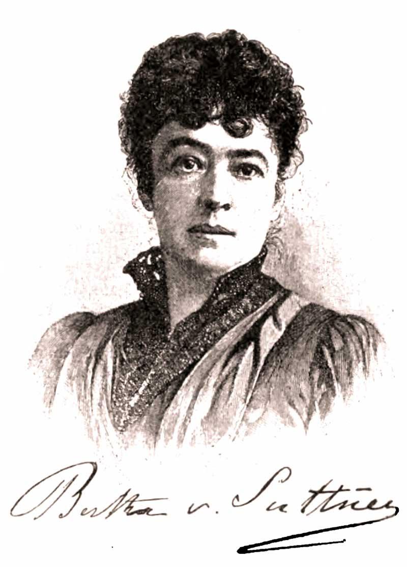 Suttner Bertha von
