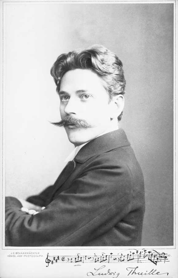 Thuille Ludwig