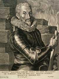 Johann Tserklaes Graf von Tilly