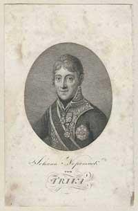 Johann Nepomuk Graf von Triva