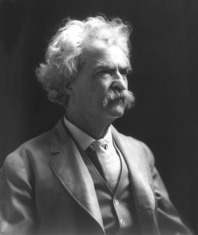 Twain  Mark