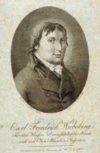 Karl Friedrich von Wiebeking