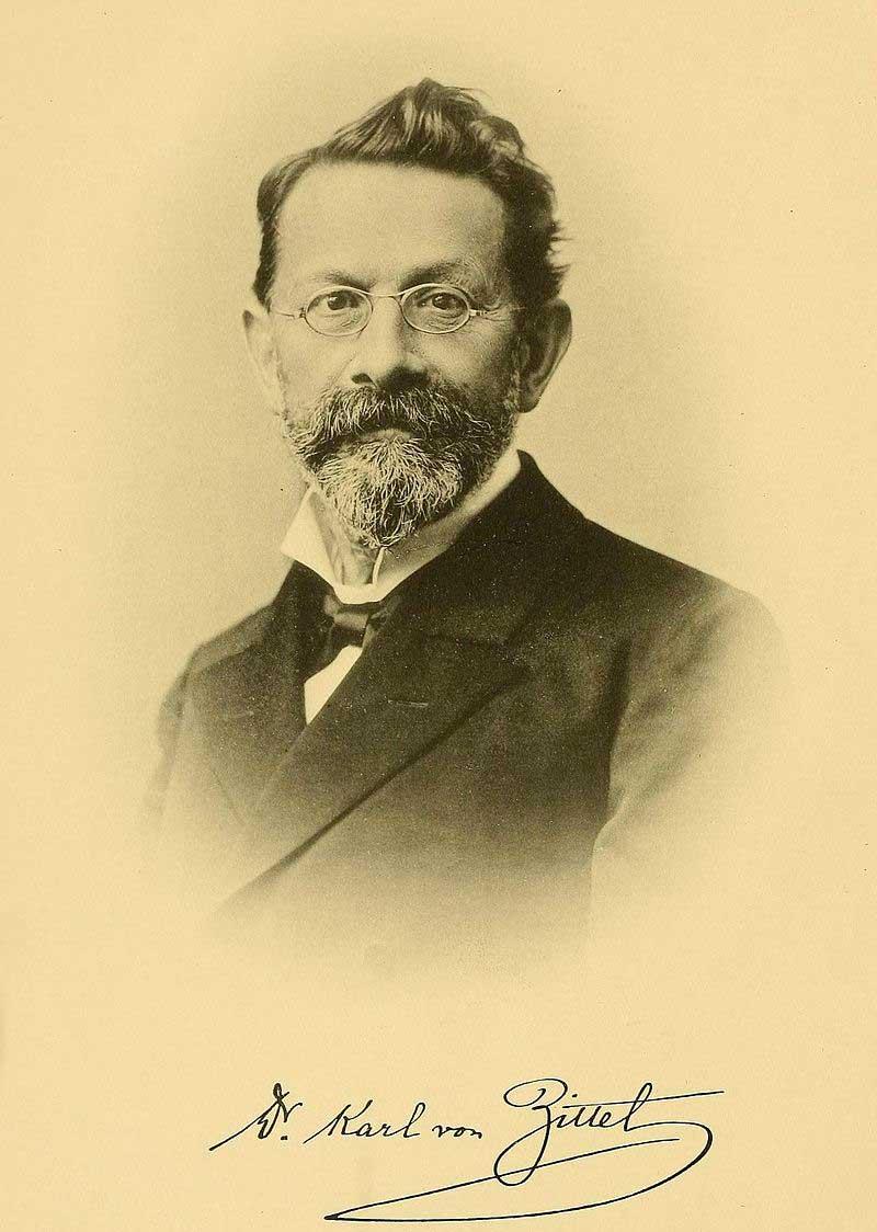 Zittel Karl Alfred von